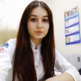 Губиева Бэла Ибрагимовна